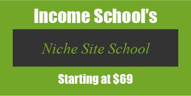 Niche Site School - Starting at $69